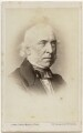 Samuel Jones Loyd, 1st Baron Overstone, by John & Charles Watkins - NPG x197541