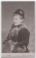 Princess Helena Augusta Victoria of Schleswig-Holstein, by W. & D. Downey - NPG x197571