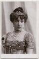 Olga Isabel Nethersole, published by Rotary Photographic Co Ltd - NPG x139726