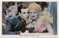 Ramon Novarro and (Elsie) Evelyn Laye in 'The Night is Young', published by Ross-Verlag - NPG x139729