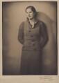 Lady Alexandra Henrietta Louisa Haig (later Alexandra Trevor-Roper, Lady Dacre), by Tunbridge - NPG x182266