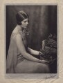 Lady Alexandra Henrietta Louisa Haig (later Alexandra Trevor-Roper, Lady Dacre), by Madame Yevonde - NPG x182276