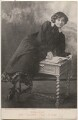 Polaire (née Émilie Marie Bouchaud), by Henri Manuel, printed by  Pierre Coltman - NPG x139744