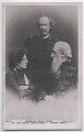Emma Moss Booth-Tucker (née Booth); Frederick St George de Lautour Booth-Tucker; William Booth, published by Rotary Photographic Co Ltd - NPG x197601