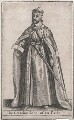 Thomas Howard, 14th Earl of Arundel ('The Creation Robe of an Earle'), by Wenceslaus Hollar, probably published by  John Bowles - NPG D43027