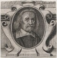 Thomas Hobbes, after William Faithorne - NPG D42990