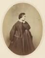 Jane Octavia Brookfield (née Elton), by Oscar Gustav Rejlander - NPG x139793