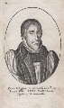 John Overall, after Wenceslaus Hollar - NPG D43043