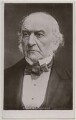 William Ewart Gladstone, by James Russell & Sons, published by  Rotary Photographic Co Ltd - NPG x197770