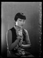 Anna May Wong, by Dudley Glanfield - NPG x139817