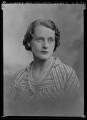 Frieda Napier (née Lewis, later Mason), by Lafayette (Lafayette Ltd) - NPG x184769