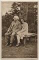 David Lloyd George; Lady Megan Arfon Lloyd George, published by Francis Frith & Co Ltd - NPG x197818