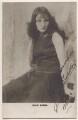 Julie Suedo, printed by S. Georges - NPG x139766