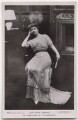 Marie Tempest as Flora Lloyd in 'The Honeymoon', by Foulsham & Banfield, published by  Rotary Photographic Co Ltd - NPG x139828