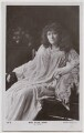 Ellen Terry as Juliet, published by Rotary Photographic Co Ltd - NPG x197938