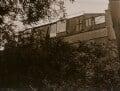 Dudley Glanfield studio exterior, by Dudley Glanfield - NPG x198644