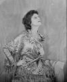 Rosalinde Fuller, by Dudley Glanfield - NPG x198731
