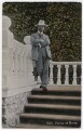 Sir (Thomas Henry) Hall Caine, by Unknown photographer - NPG x198080