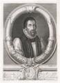 John Overall, by Robert White - NPG D43039