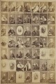 Various Bishops and Archbishops, by and after Elliott & Fry - NPG Ax139909