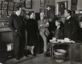 George Bernard Shaw discussing the production of 'Major Barbara', by Unknown photographer - NPG x139868