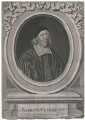 Samuel Clarke, by W. Tringham, after  Robert White - NPG D43321