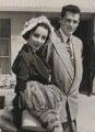Dame Elizabeth Taylor; Conrad Hilton, Jr, for Planet News - NPG x139883