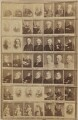 Various clergymen, philanthropists, politicians and others, by and after Elliott & Fry - NPG Ax139917