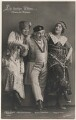 Bronis Arnowska; Guido Thielscher and Magda Almo in 'The Merry Widow', by Willinger (Margaret Willinger), published by  Photochemie - NPG x139841