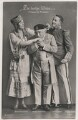 Bronis Arnowska; Guido Thielscher and Josef Sieger in 'The Merry Widow', by Willinger (Margaret Willinger), published by  Photochemie - NPG x139842