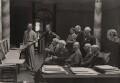 Salon Selection Committee, by Lancelot Vining - NPG x139962