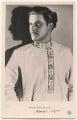 Anton Walbrook (Adolf Wohlbruck) as Michael Strogoff in 'The Czar's Courier', by JDA, Riga - NPG x139950