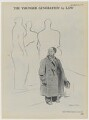 Henry Moore, after Sir David Low - NPG D43335