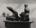 Henry Moore, by Mark Gerson - NPG x182392