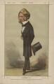 Edward Cardwell, Viscount Cardwell ('Statesmen, No. 9'), by Carlo Pellegrini - NPG D43373