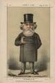 Sir Austen Henry Layard ('Statesmen, No. 30.'), by Carlo Pellegrini - NPG D43394