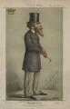 James Hamilton, 1st Duke of Abercorn ('Statesmen, No. 32.'), by Carlo Pellegrini - NPG D43398