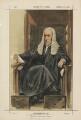 (John) Evelyn Denison, 1st Viscount Ossington ('Statesmen No. 43.'), by Alfred Thompson (Atn) - NPG D43422