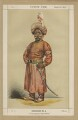 Nawab Nasim Mansur Ali Khan of Bengal ('Sovereigns No. 8.'), by Alfred Thompson (Atn) - NPG D43427