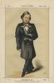 Sir William Vernon Harcourt ('Statesmen No. 50'), by Alfred Thompson (Atn) - NPG D43434