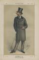 John Cranch Walker Vivian ('Statesmen No. 68.'), by Carlo Pellegrini - NPG D43456
