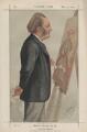 Sir John Everett Millais, 1st Bt ('Men of the Day, No. 23.'), by Carlo Pellegrini - NPG D43483