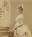 Princess Helen, Duchess of Albany, by Hayman Seleg Mendelssohn - NPG x139992