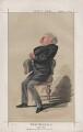 Alexander William Kinglake ('Men of the Day, No. 41.'), by Adriano Cecioni - NPG D43525