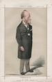 Gathorne Gathorne-Hardy, 1st Earl of Cranbrook ('Statesmen No. 110.'), by Adriano Cecioni - NPG D43532