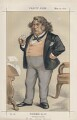 Charles Sumner ('Statesmen, No. 113.'), by Thomas Nast - NPG D43537