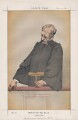 (Christopher) Newman Hall ('Men of the Day, No. 54.), by Charles Auguste Loye ('M.D' or Montbard) - NPG D43563