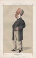William Amelius Aubrey de Vere Beauclerk, 10th Duke of St Albans ('Statesmen No. 134.'), by Melchiorre Delfico - NPG D43569