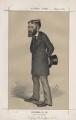 Sir George Otto Trevelyan, 2nd Bt ('Statesmen, No. 149.'), by Sir Leslie Ward - NPG D43599