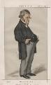 Edward Matthew Ward ('Men of the Day, No. 74.'), by Sir Leslie Ward - NPG D43619